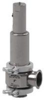 SRV8 Säkerhetsventil BPE-DIN Image