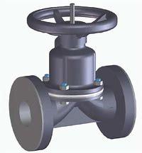 G.S.51 DIN FB REG Diaphragm valve Image