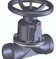 G.S.51 SW REG Diaphragm valve Image