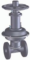 G.S.54 DIN REG Diaphragm valve Image