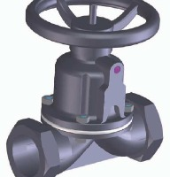 G.S.55 REG Diaphragm valve Image
