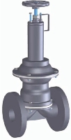 G.S.56 FB DE REG Diaphragm valve Image