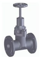 G.S.70 Manual short body soft seated gate valves Image