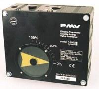 P2000 elektropneumatisk lägeställare Image