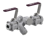 """CTS4U Trap station stainless steel 1/2""""- 1"""", DN 15 - 25 Image"""