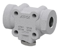"""UCX90 Stainless steel 1/2""""-1"""", DN 15- 25 (Four bolt) Image"""