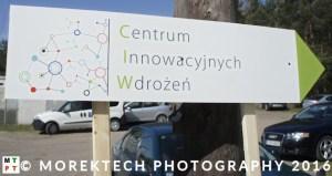 centrum innowacyjnych wdrożeń - otwarcie