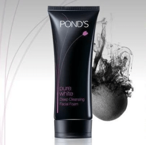 Ponds-pure-white-deep-cleansing-facial-foam