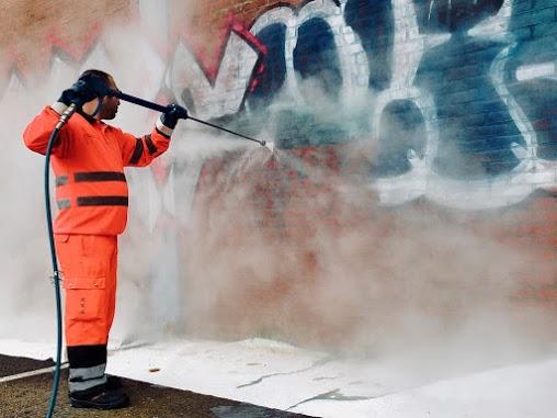 Graffiti Eltávolítás!