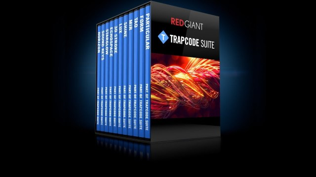 Red Giant Trapcode Suite 16.0.3 Crack With Serial Key Free Download
