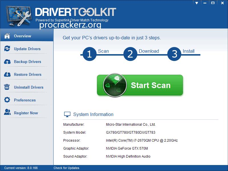 DriverToolkit Cracked 2021