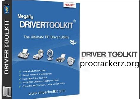 DriverToolkit 8.9 Crack & Keygen + License Keys [LifeTime ...