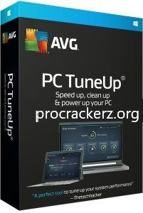 AVG PC TuneUp Crack 2021