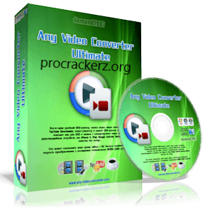 Any Video Converter Crack 2021