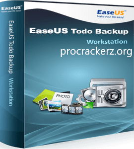 EaseUS Todo Backup Crack 2020