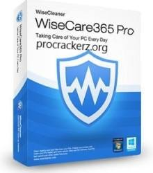 Wise Care 365 Pro Crack 2021