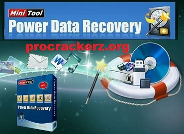 MiniTool Power Data Recovery Crack 2021