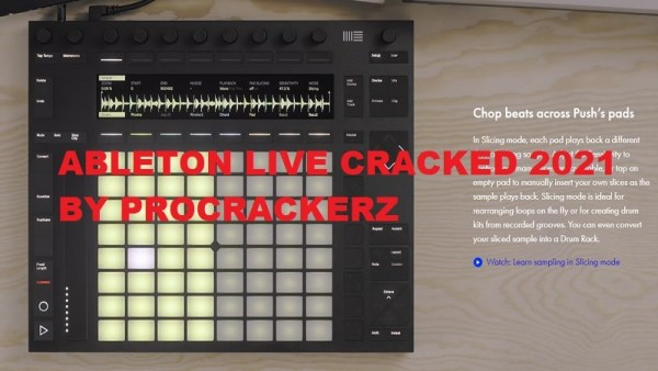 Ableton live Suite Cracked 2021