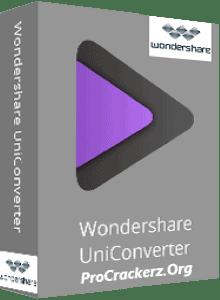 Wondershare UniConverter Crack