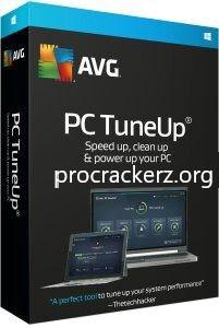 AVG PC TuneUp Crack 2022