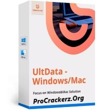 Tenorshare UltData Crack Download