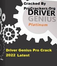 Driver Genius Pro Crack 2022