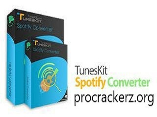 Tuneskit Spotify Music Converter Crack 2022