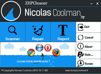 ZHPCleaner 2017.7.29.130 Download Full Free