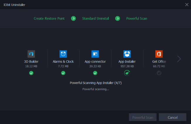 IObit Uninstaller 7.3.0.13 2018 Crack & Serial Keys For Windows