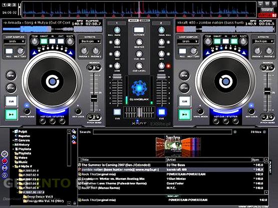 Virtual DJ Studio 7.8.5 2018 Crack & Serial Key Free Download