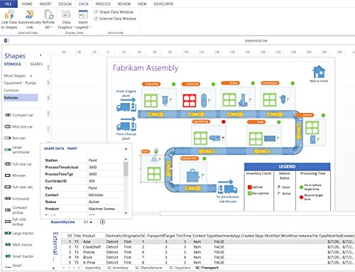 Visio Professional 2018 Crack With Product Keys Download FREE