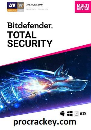 Bitdefender Total Security MOD APK Crack