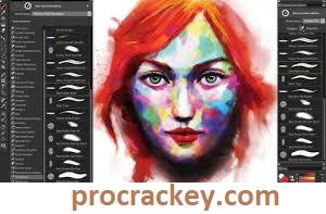 Corel Painter MOD APK Crack