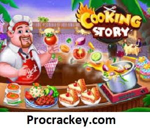 Cooking Story MOD APK Crack