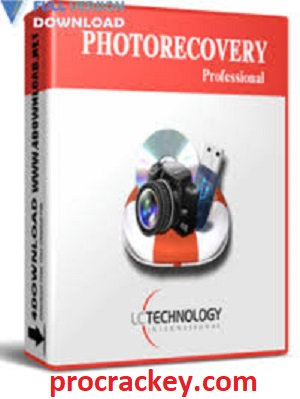 Photorecovery Professional MOD APK Crack