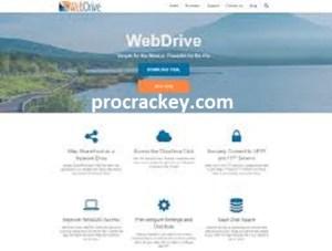 WebDrive Enterprise MOD APK Crack