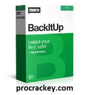 Nero BackItUp MOD APK Crack