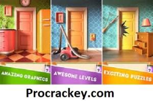 100 Doors Games MOD APK Crack