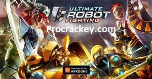 Ultimate Robot Fighting MOD APK Crack