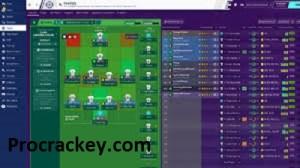 Football Manager  MOD APK Crack