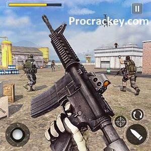 FPS Encounter Shooting MOD APK Crack