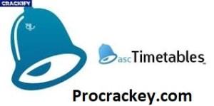 aSc TimeTables MOD APK Crack