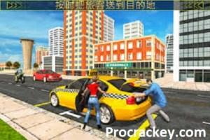 Taxi Revolution Sim MOD APK Crack
