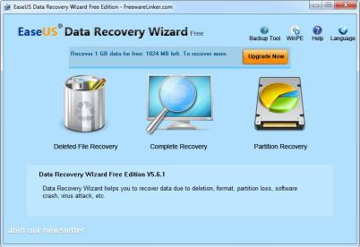 TÉLÉCHARGER EASEUS DATA RECOVERY WIZARD PROFESSIONAL 11.8 CRACK