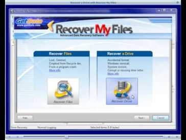 Recover My Files v6 Crack
