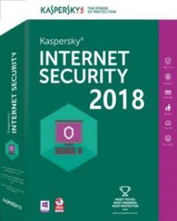 Kaspersky Internet Security 2018 Crack + License Key Valid till 2022