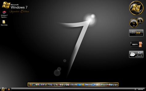 Windows 7 Ultimate OS