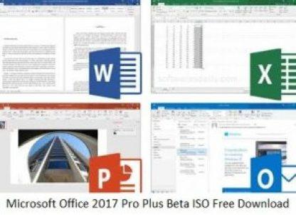 Microsoft Office 2017 Crack Product key {Full + Final}