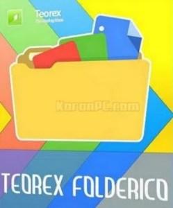 Teorex FolderIco 5.1 Crack Serial Key + 1670 Icons Pack