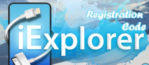 iExplorer 4.2.0 Registration Code Cracked Full Version 100% Working